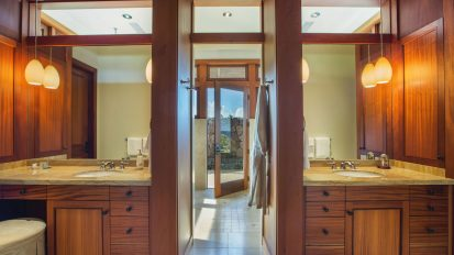 Master Suite Washroom